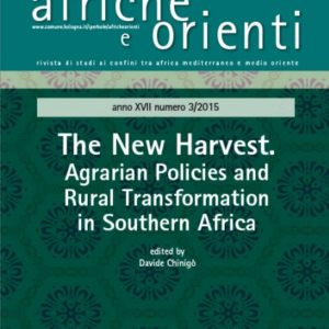 The New Harvest. Articoli in Pdf