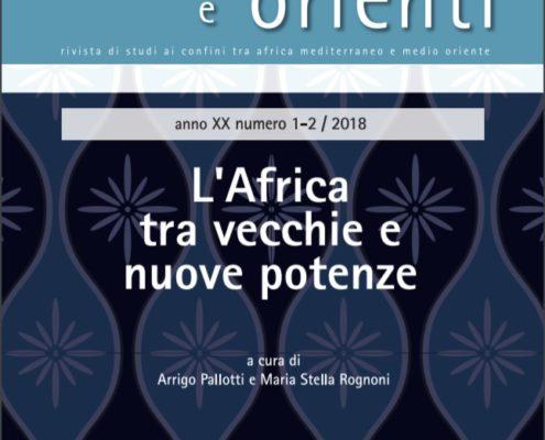 L'Africa fra vecchie e nuove potenze